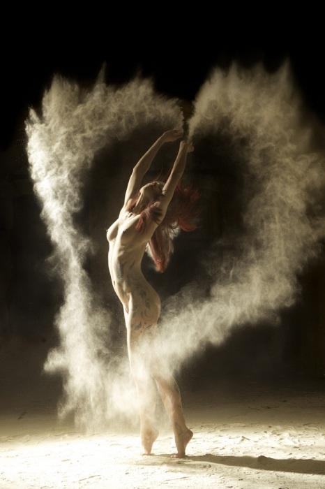 Звездная пыль от французского фотографа Ludovic Florent