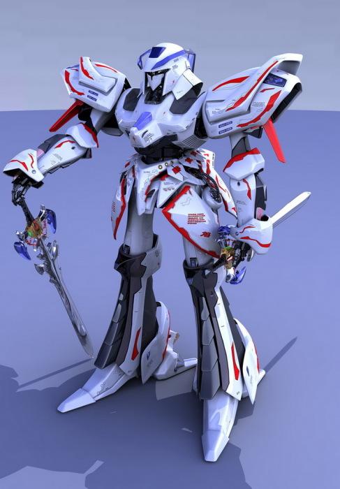 современные 3D-роботы
