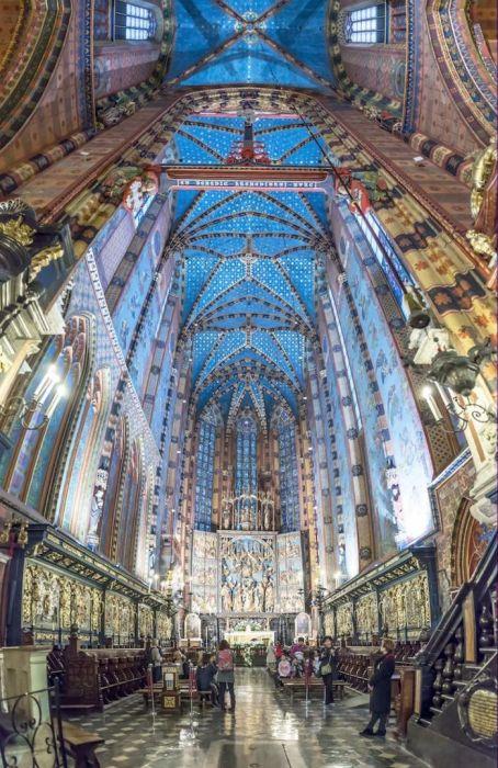 Польша, церковь Святой Марии