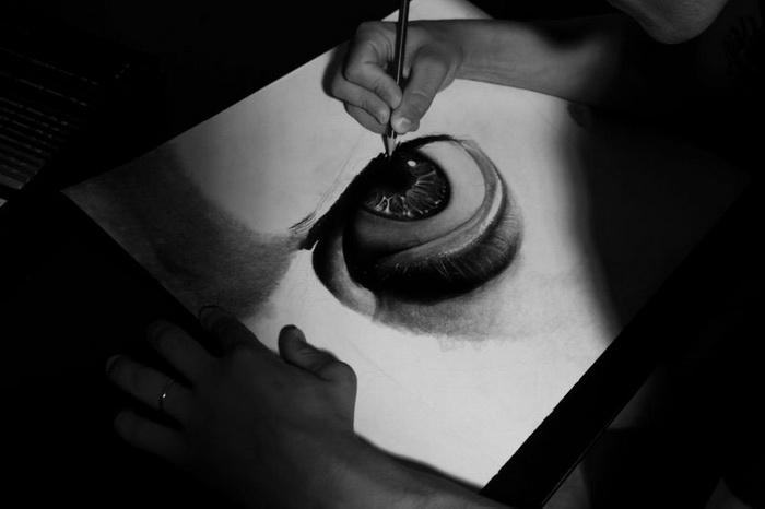 Работы итальянского художника Diego Fazio.