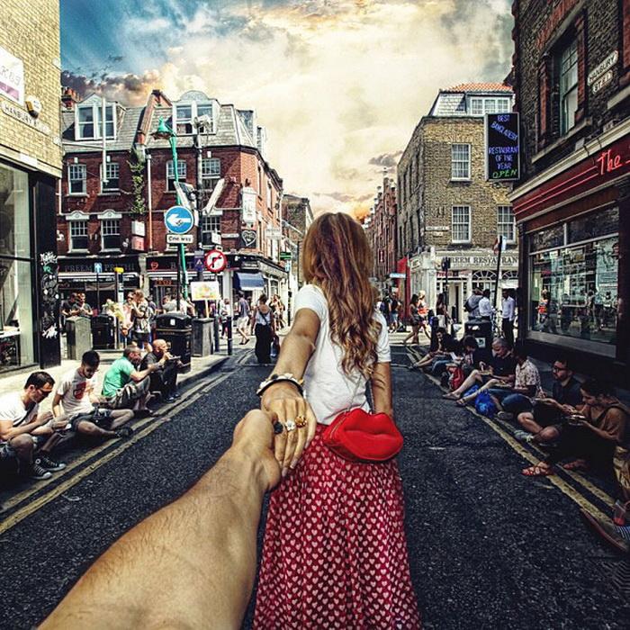 Brick Lane – London, England