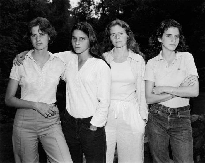 Сестры Браун, 1975 год