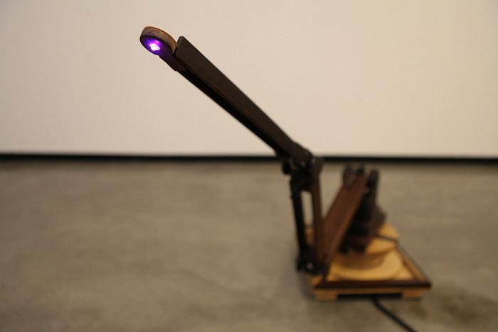 Уникальная роботизированная световая система
