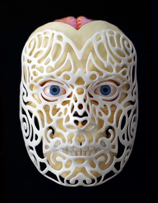 Скульптура 21st Century Self-Portrait.