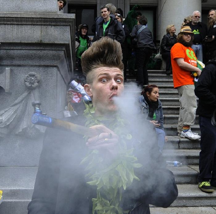 Участник 420 Day.