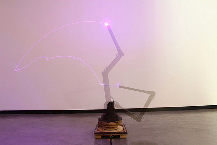 Luxo создает световые скульптуры