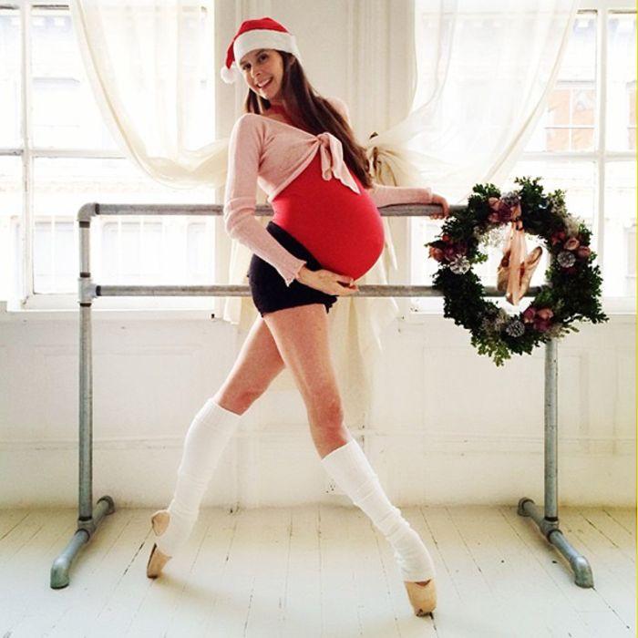 Рождественский танец Mary Helen Bowers