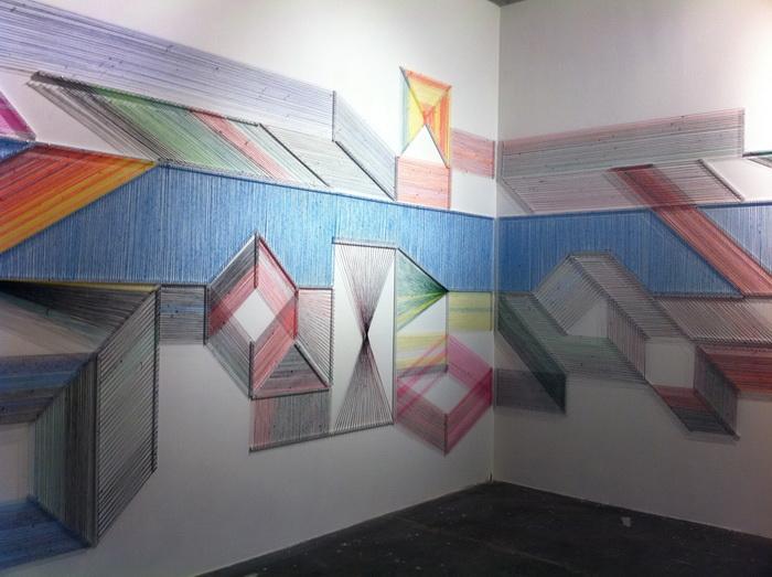Работы художника Adrian Esparza