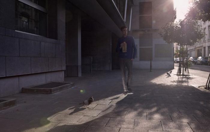 Светящаяся тень от Jan Kriwol.