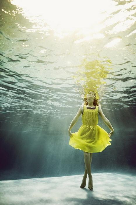 Подводные фотографии от Alix Martinez.