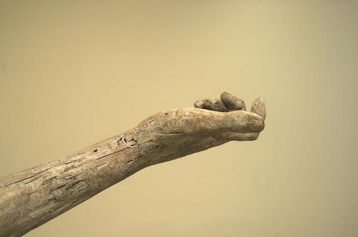 Уникальные скульптуры Andy Tirado