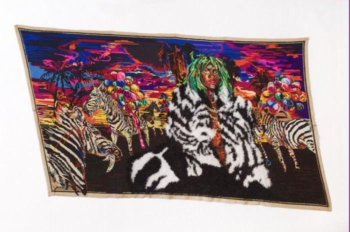 Творчество африканского художника Athi-Patra Ruga