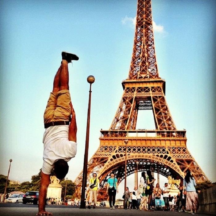 Оригинальные фотографии Парижа