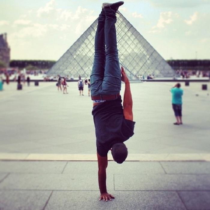 Париж глазами танцора хип-хопа Kapstand