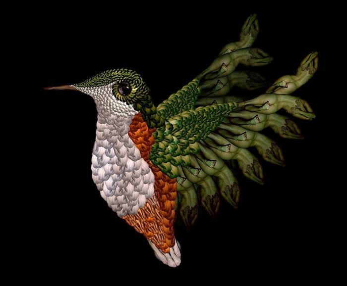 птица от Cecelia Webber