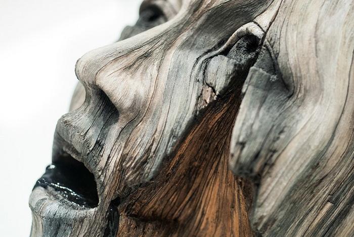 Скульптуры Christopher David White