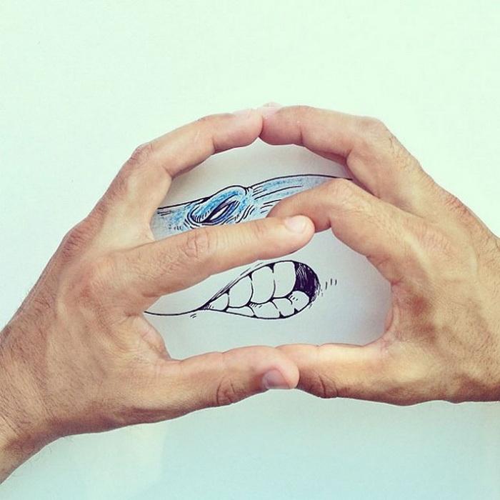 Юмористичные картинки от художника Alex Solis