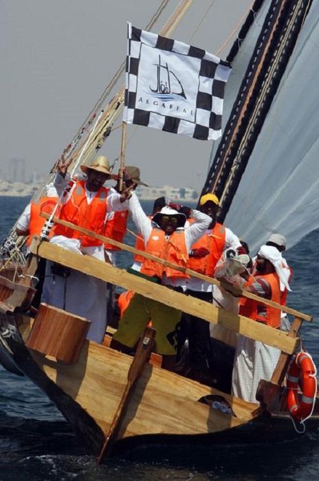 Участники гонки Al Gaffal.