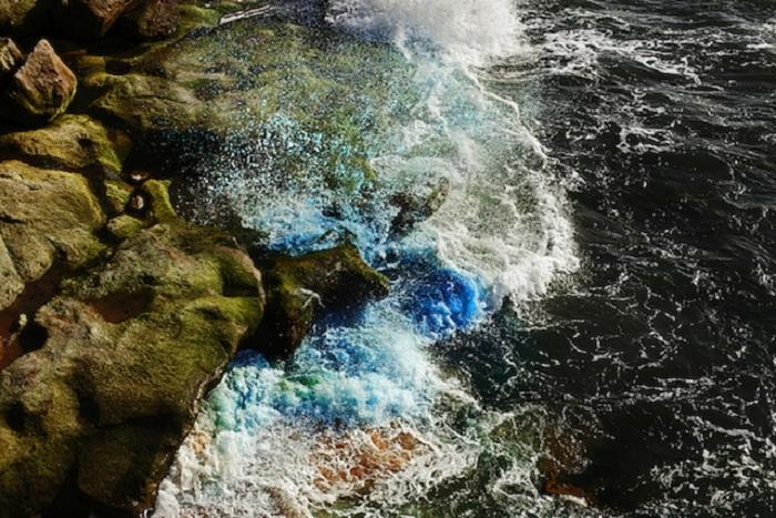 Необычное море Arnaud Lajeunie.
