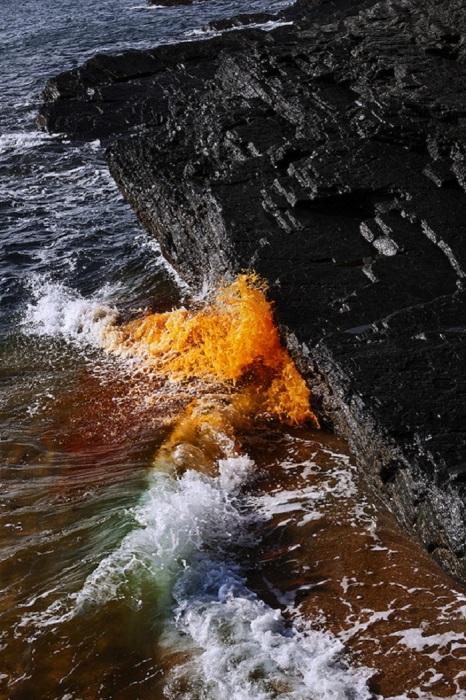 Цветные морские пейзажи от Arnaud Lajeunie.