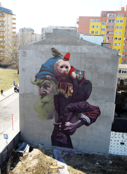 Warsaw, Poland, 2013