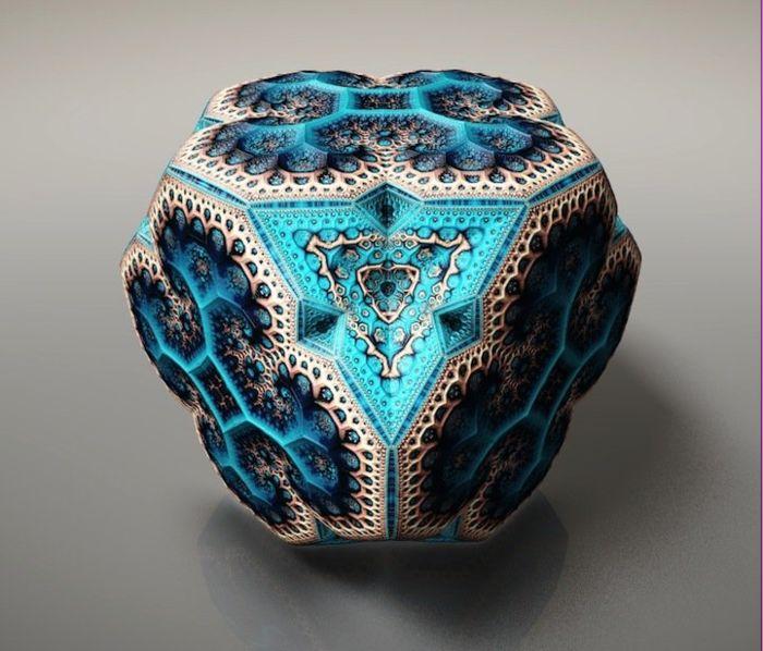 Коллекция Faberge Fractals