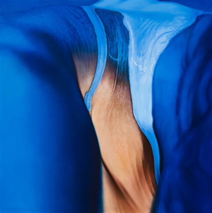 Женское тело от JKB Fletcher