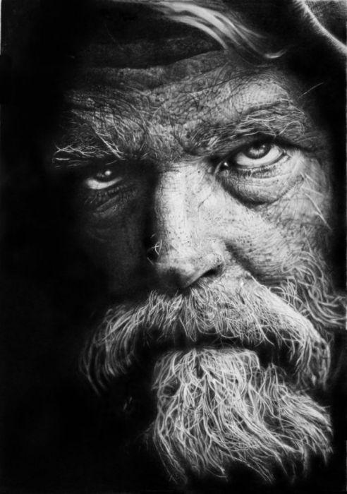 Потрясающие рисунки  Franco Clun