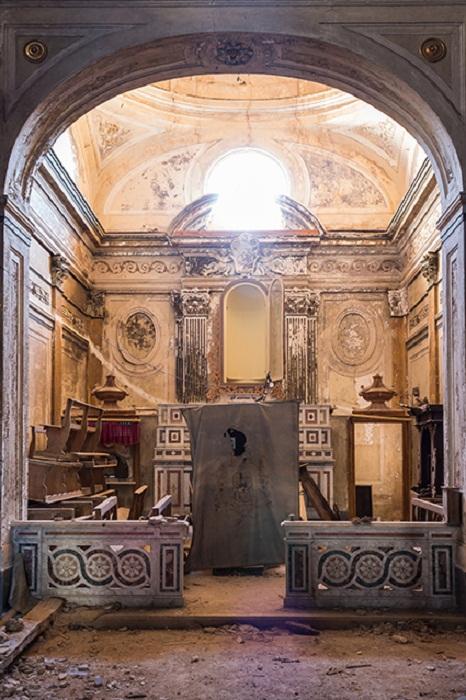 Уникальные здания Италии.