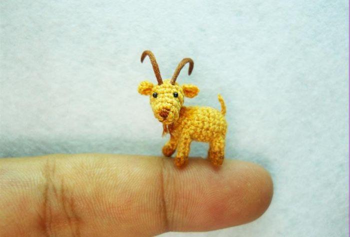 Миниатюрная коза от Su Ami