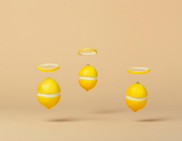 Летающие лимоны