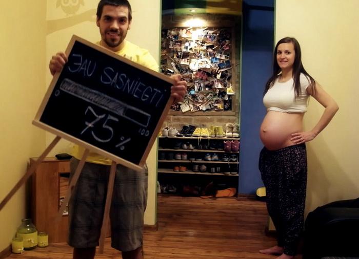 беременность: пошаговая инструкция