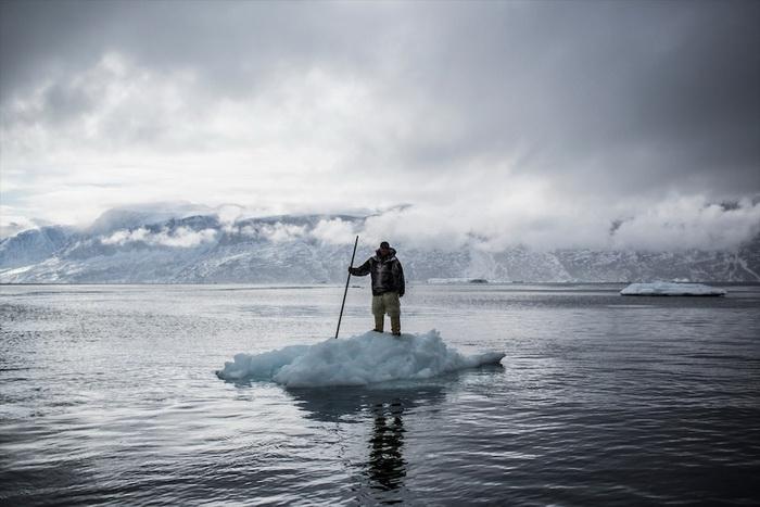 Пейзажи Северной Гренландии