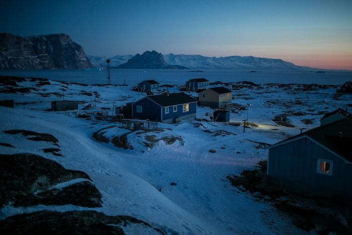 Северная Гренландия глазами фотографа Ciril Jazbec