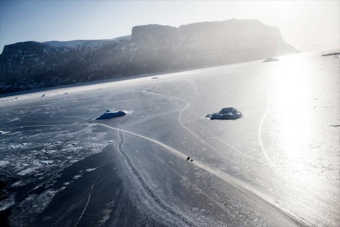 Северная Гренландия, Ciril Jazbec