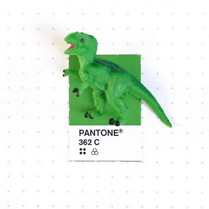 Оттенки Pantone в быту.
