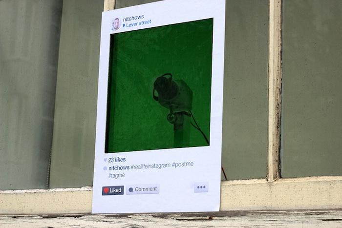 Проект Real Life Instagram