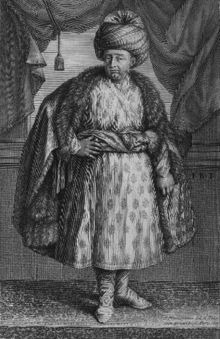 Жан Батист Тавернье.