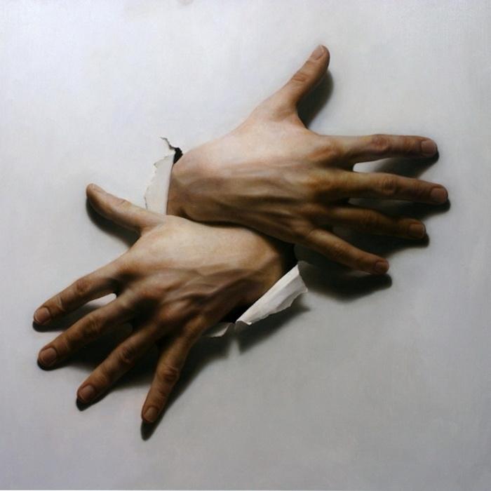 Гиперреалистичные картины Joshua Suda