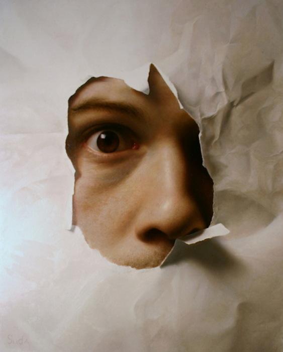 Уникальные работы Joshua Suda