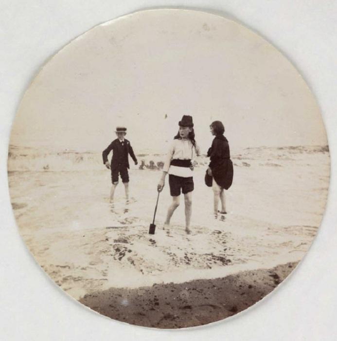 Фотографии, сделанные на пленку Kodak.