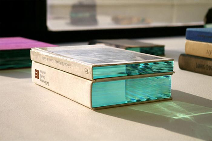 glass book report