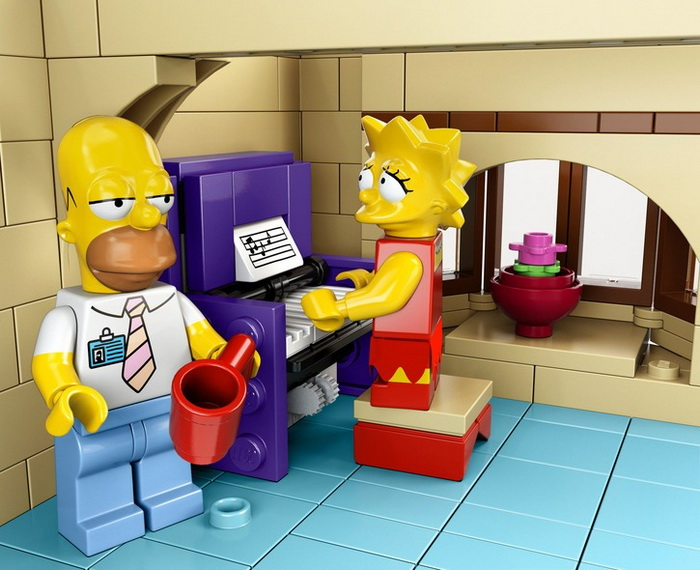 Конструктор Lego Simpsons