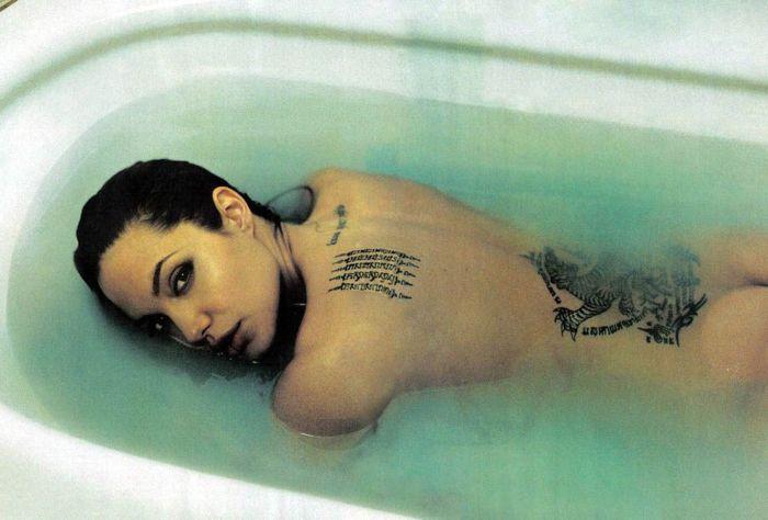 Annie Leibovitz: Анджелина Джоли