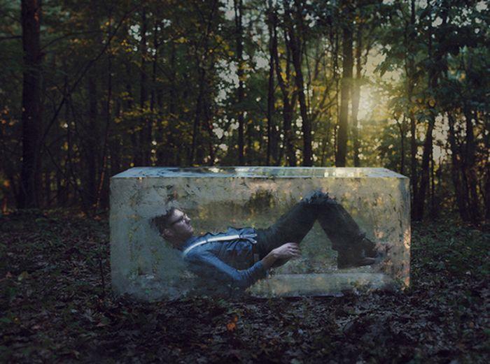Logan Zillmer: фотографии в стиле «фотошоп»