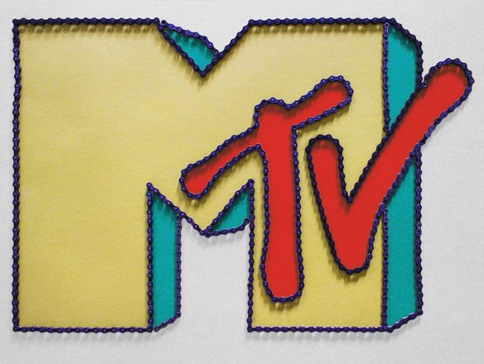 Логотип МTV.