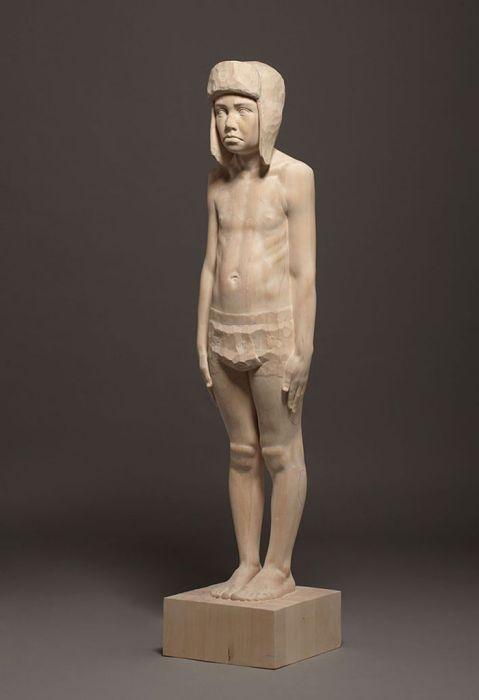 Скульптура Mario Dilitz