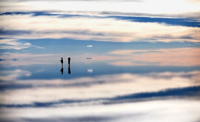 Потрясающий пейзаж от Michael Kittell