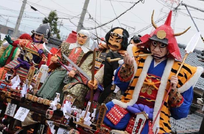 Фестиваль Mikuni Dolls.
