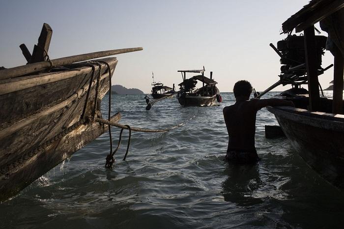 Moken: морские кочевники